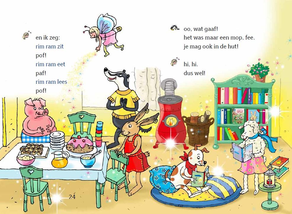 Lida Dijkstra Auteur Van Kinderboeken Nieuwsberichten